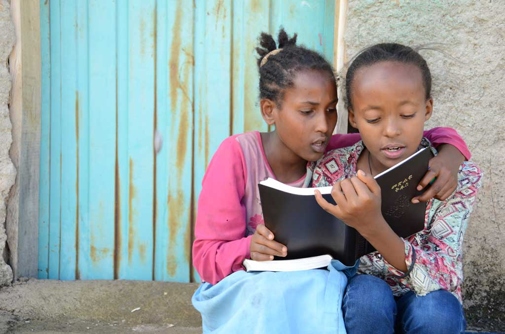 Reading the Bible in Ethiopia