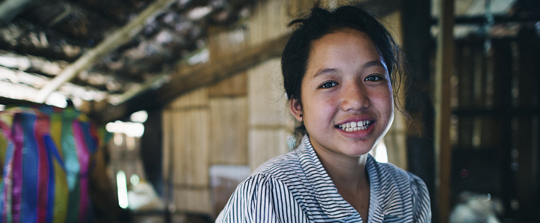 Teenager from Thailand