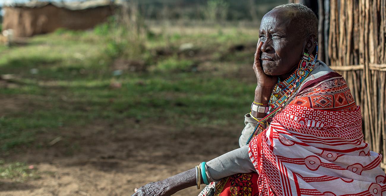 Kenyan mum