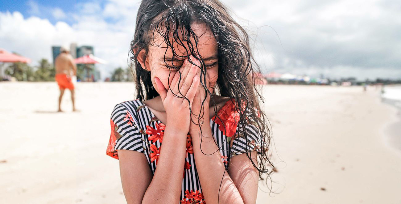 Children granted wishes in Brazil
